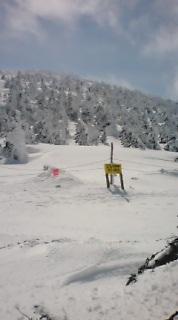 スキー2日目(*'-')